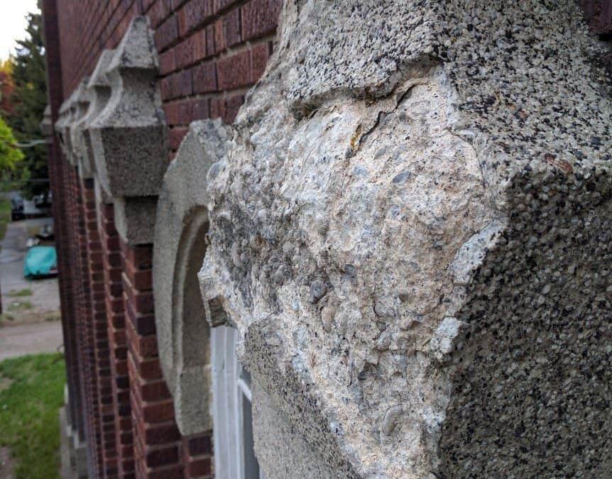"Building Update – Restoring our ""Granite"""
