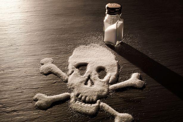 Salt – Tasty, Deadly